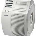 Honeywell Long-Life Pure HEPA QuietCare 17000 Front