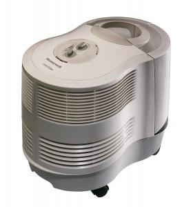 Honeywell QuietCare 9-Gallon Output Console Humidifier HCM-6009