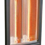 Comfort Zone Flat Panel Heater