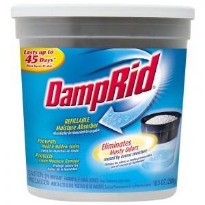 DampRid FG01K Refillable Moisture Absorber
