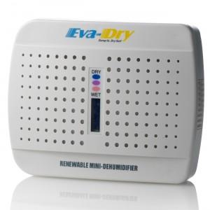 EvaDry Renewable E 333 Wireless Mini Dehumidifier