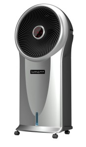 Luma Comfort EC110S Portable Evaporative Cooler with 250 Square Foot Cooling, 500 CFM