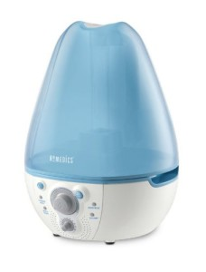 myBaby Ultrasonic Cool Mist Humidifier with Built-in SoundSpa