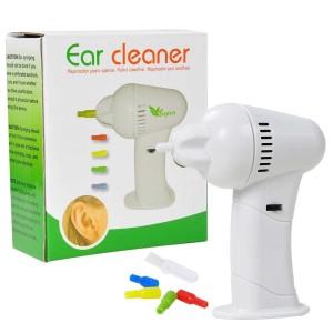 Ear Wax Cleaner Cordless Vacuum Earpick