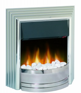 Dimplex castillo freestanding optiflame