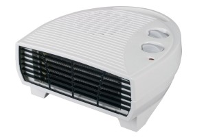 Glen electric flat fan heater
