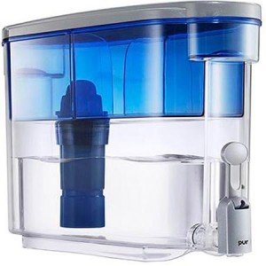 PUR Dispenser with water filter
