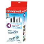 Honeywell True HEPA Air Purifier Replacement Filter 2 Pack, HRF-H2 Filter (H)