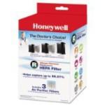 Honeywell True HEPA Replacement Filter - 3 Pack